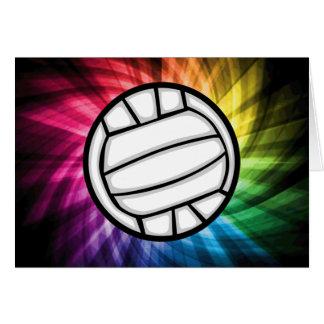 Voleibol; Espectro Tarjetón