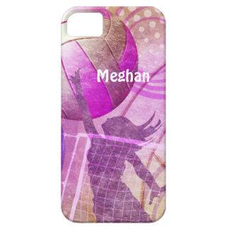 Voleibol femenino iPhone 5 Case-Mate coberturas