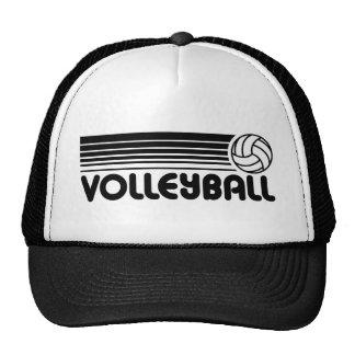 Voleibol Gorros Bordados