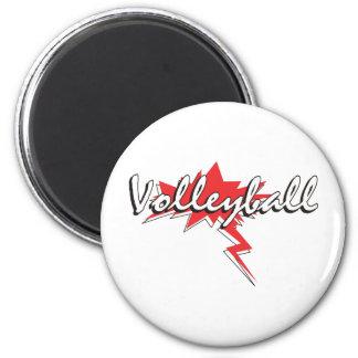 Voleibol Imán Redondo 5 Cm
