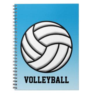 Voleibol Cuadernos