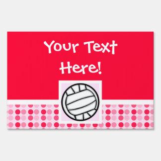 Voleibol lindo carteles