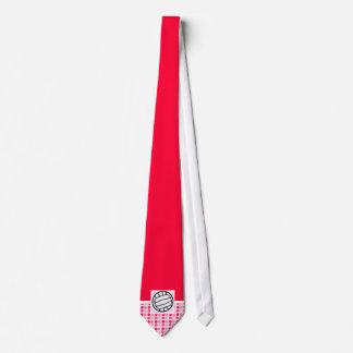 Voleibol lindo corbata