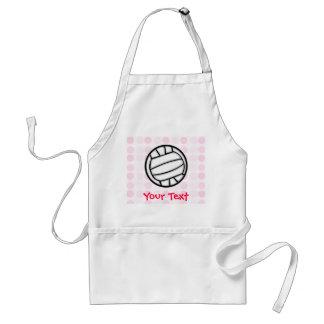 Voleibol lindo delantal