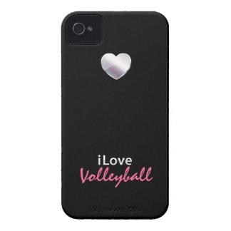 Voleibol lindo iPhone 4 carcasa