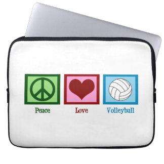 Voleibol lindo mangas portátiles