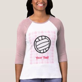 Voleibol lindo camisetas