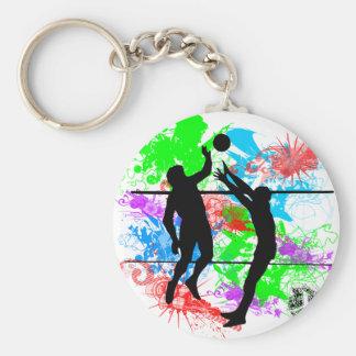 Voleibol Llavero