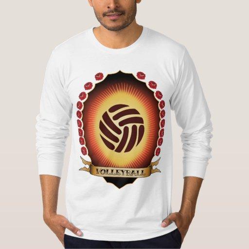 Voleibol Mandorla Remera