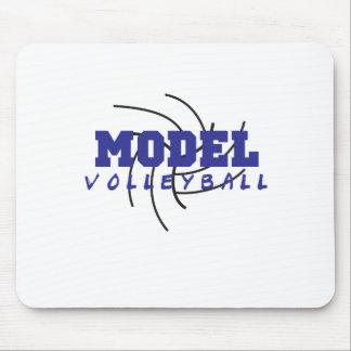 Voleibol modelo 1 mousepad