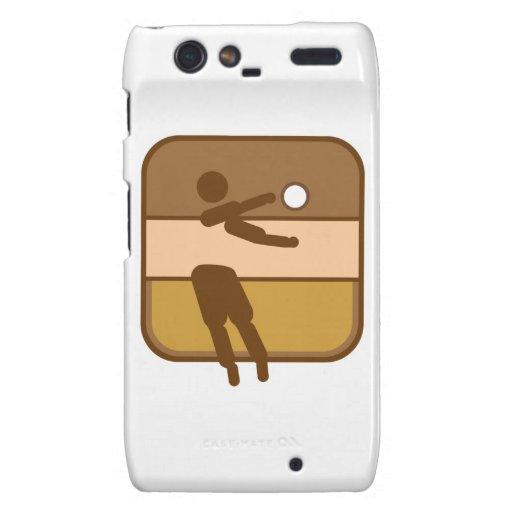 Voleibol Motorola Droid RAZR Carcasa