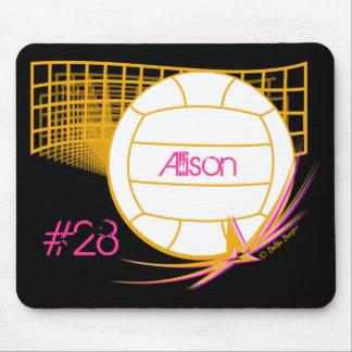 Voleibol Mousepad Alfombrilla De Ratones