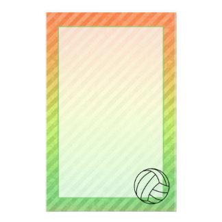 Voleibol; Papeleria De Diseño