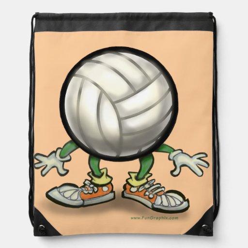 Voleibol Mochilas