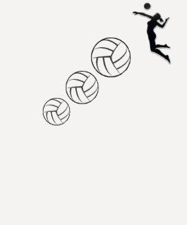 Voleibol Playeras