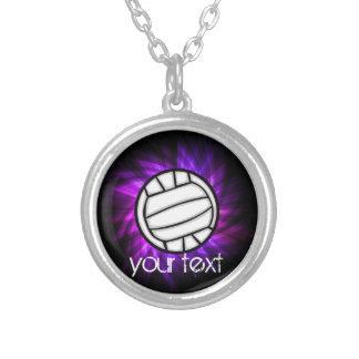 Voleibol púrpura grimpola