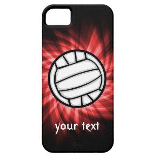 Voleibol; Rojo iPhone 5 Cárcasas