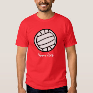 Voleibol; Rojo Playeras