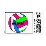 Voleibol, sello