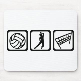 Voleibol Tapete De Ratón