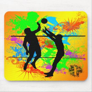 Voleibol Tapetes De Raton
