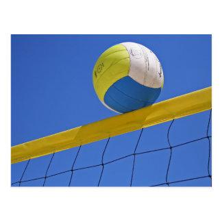 Voleibol Tarjeta Postal