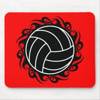 voleibol tribal alfombrillas de raton
