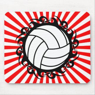 voleibol tribal mousepads