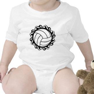 voleibol tribal trajes de bebé