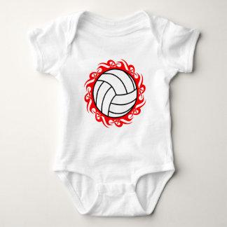 voleibol tribal remera