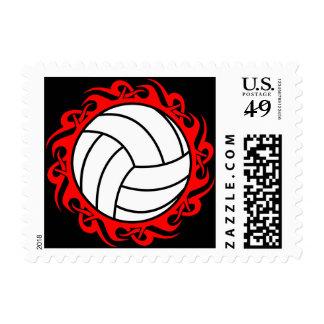 voleibol tribal sello