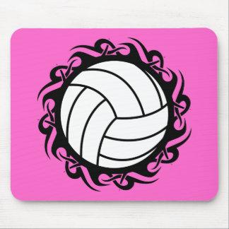 voleibol tribal tapete de ratón