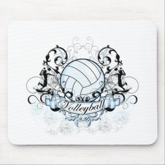 Voleibol tribal tapetes de ratones