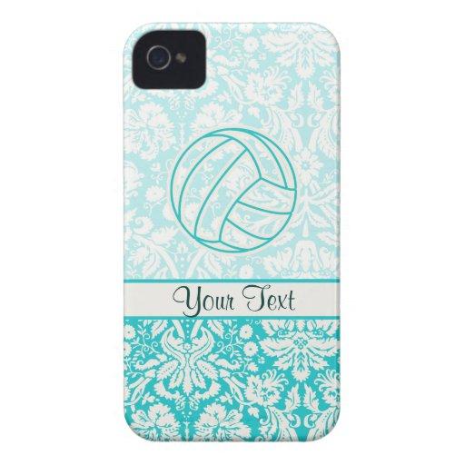 Voleibol; Trullo lindo Funda Para iPhone 4 De Case-Mate