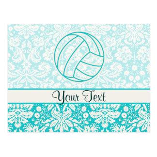 Voleibol; Trullo lindo Postal