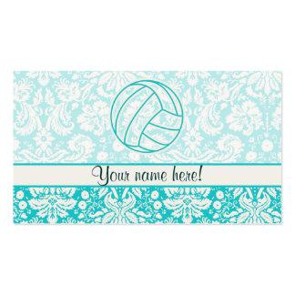 Voleibol; Trullo lindo Tarjetas De Visita