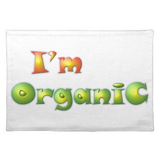 Volenissa - I'm organic Cloth Placemat