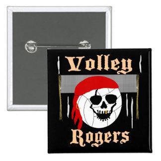Voleo Rogers BlackwoodCastle Pin