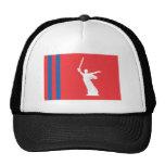 Volgograd Oblast Flag Trucker Hats