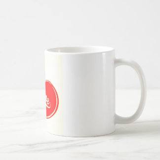 Voli me Red Heart White 325 ml  Classic White Mug