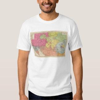Volkerkarte v Oesterreich Ungarn, Austria Hungary Shirt