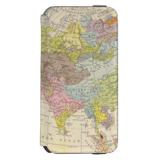 Volkerkarte von Asien - Map of Asia Incipio Watson™ iPhone 6 Wallet Case