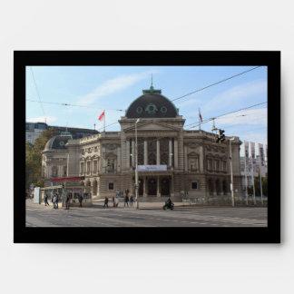 Volkstheater Vienna Austria Envelopes