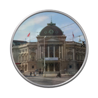 Volkstheater Vienna Austria Jelly Belly Candy Tin