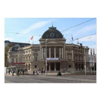 Volkstheater Vienna Austria Large Business Card