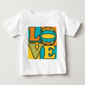 Volleball Love Baby T-Shirt