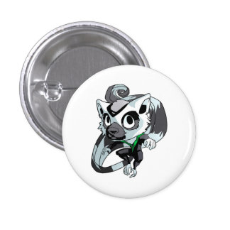 Vollemur Button, Voluntaryist - The Comic Series Button