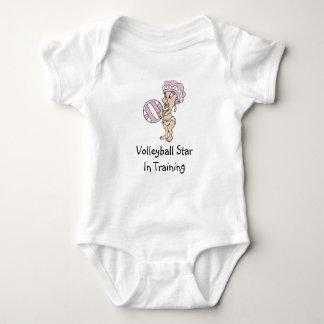Volley Baby Baby Bodysuit