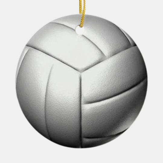 Volley Ball Ornament