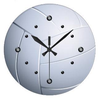 Volley Ball  Wall Clock